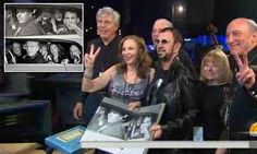 Ringo Starr reunited in Las Vegas with his friends from iconic photo