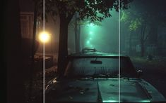 Image uploaded by Amy Melampy. Find images and videos about dark, night and light on We Heart It - the app to get lost in what you love. Nocturne, Night Street, Jm Barrie, Urban City, Street Lamp, Dark Night, Misty Night, Night Rain, Night Photography