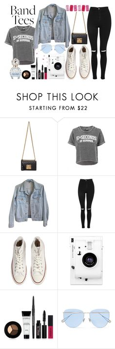"""""""5 Seconds of Summer"""" by xoangel33 ❤ liked on Polyvore featuring Gucci, American Apparel, Topshop, Converse, Lomography, Smashbox, Sunday Somewhere and Marc Jacobs"""