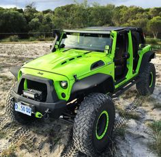 Gecko green! Looks Awesome!!