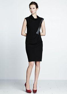 Sleek Tech Cloth Robin Dress