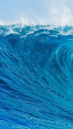 Big Wave ☼ Find more Summer themed wallpapers for your #iPhone + #Android @prettywallpaper