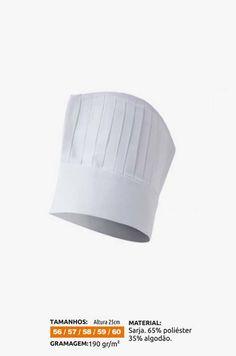 URID Merchandise -   BARRETE COZINHEIRO   11.88 http://uridmerchandise.com/loja/barrete-cozinheiro/