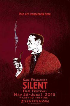 San Francisco Silent Film Festival Poster 2015