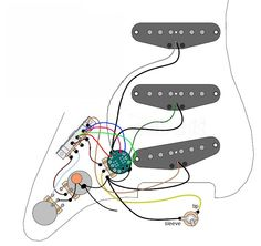 fender deluxe stratocaster w s 1 switch wiring diagram guitar repair pinterest fender. Black Bedroom Furniture Sets. Home Design Ideas