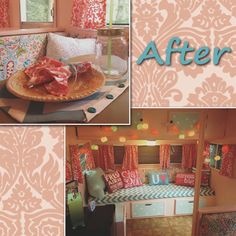 """This 14-Year-Old Renovated a 1974 Camper into Her Own """"Glamper"""""""
