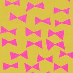 Bows! #pattern
