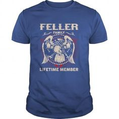 FELLER FAMILY, LIFETIME MEMBER T-SHIRTS, HOODIES (22$ ==► Shopping Now) #feller #family, #lifetime #member #shirts #tshirt #hoodie #sweatshirt #fashion #style