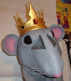 Rat King by inkvine.deviantart.com on @DeviantArt