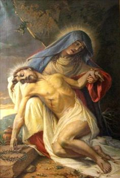 Today, September 15, we celebrate the Memorial of Our Sorrowful Mother Mary…