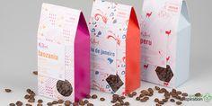 Pattern Based Variety Set - Packaging Series. Designed by: Elise Victoria, Australia.