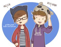 I'm not a directioner, but I love this Harry fanart Larry Stylinson, One Direction Cartoons, One Direction Drawings, One Direction Outfits, I Love One Direction, One Directin, Jack Wills Hoodie, Desenhos One Direction, Larry Shippers