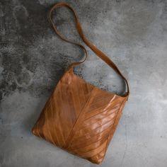 9f498d7a69f5 Joanna s Favorite Crossbody. Brown Leather Crossbody PurseLeather ...