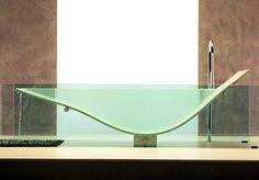 6 Cool, Clear Bathtubs | Spot Cool Stuff: Design