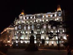 Westin Palace Madrid, Spain.