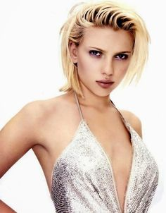 SCARLETT JOHANSSON HOT & SPICY