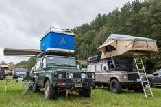 20 Top Adventure-Mobiles: Overland Expo East