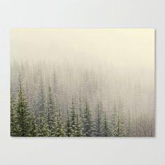 Mountain Haze Stretched Canvas by Kurt Rahn - $85.00 http://society6.com/product/Mountain-Haze_Stretched-Canvas?tag=photography