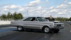 See the story of one very special highly modified street legal muscle car built by Chrysler. Plymouth Muscle Cars, Dodge Muscle Cars, Classic Trucks, Classic Cars, Plymouth Gtx, Racing Events, Silver Bullet, Drag Cars, American Muscle Cars