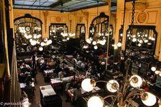 Le restaurant Bouillon Chartier vers Grands Boulevards - ©ParisAdele