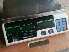 YAMATO ecocell 電気抵抗線式はかり R-208 【中古品】_画像2