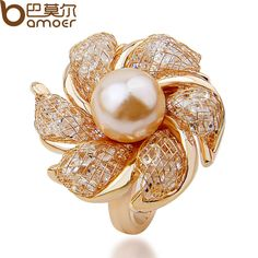 R0005, US $ 25.00/piece. Cheap ring pearl, Size : 6,7,8,9