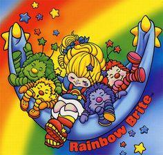 Rainbow Brite - Iridella