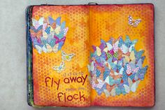 So cute, with all the butterflies. I could use a punch & scraps!