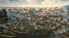 Lepanto, la decisiva batalla naval donde los cristianos arrasaron a la flota turca
