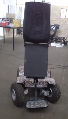 Heading to the US Powered Wheelchair, Predator, Nice View, Ideas, Thoughts