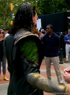 """Loki, your Tom is s"