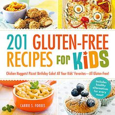 Going gluten-free doesn't mean your child has to give up her favorite foods. Cook up one of these delicious recipes from <i>201 Gluten-Free Recipes for Kids</i> and be prepared for some happy eaters.