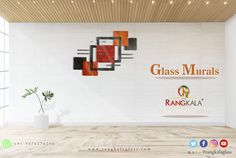 Wall decor is one of the most important things when it comes to home decor and creating a certain ambience. It not only defines but also decorates the space and enhances the touch and feel of the room. Glass Design, Dining Area, Things To Come, Wall Decor, Touch, Space, Interior, Room, Home Decor