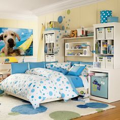 tween bedroom ideas for girls turquoise | Teenage Girls Bedroom in Many Bedroom Theme Options and Color