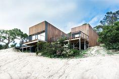 Relaxing beach side family retreat in Victoria Australia Woodsy Flexibility: Breezy Beach Side Family Retreat Down Under