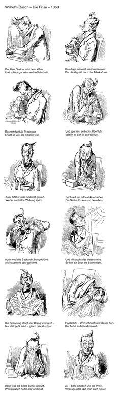 illustrations de wilhelm busch | Datei: Wilhelm Busch Prise.jpg – Wikipedia
