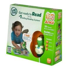 Amazon.com: LeapFrog Tag Junior Scout Hardware: Toys & Games