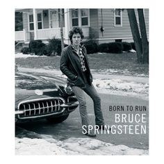 Born to Run (Unabridged) (Compact Disc) (Bruce Springsteen)