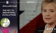 Hillary Clinton is Evolution