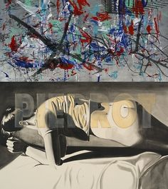 DAVID SALLE / FRANCIS PICABIA