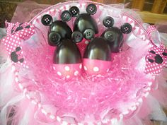 Minnie Mouse Easter Eggs :-)