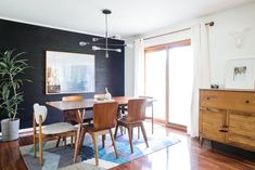 Get the Shou Sugi Ban Look on Your Walls | Apartment Therapy
