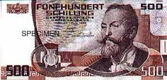 Otto Wagner on the old ATS 500 bank note Otto Wagner, Urban Planning, Vienna, Old Things, Europe, Note, Urban Design Plan