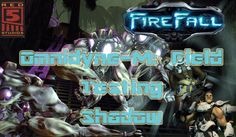 Firefall Omnidyne-M: Field Testing - Shadow News, Gaming, Fictional Characters, Videogames, Game, Fantasy Characters
