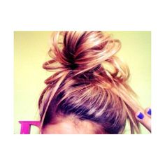 Hair Beauty ❤ liked on Polyvore