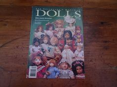 Doll Magazine by ClearlyRustic on Etsy