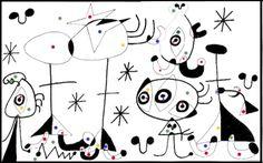 Mûri coloriage a point SSSSSS. Arte Elemental, Joan Miro Paintings, Artist Project, Art Worksheets, Ecole Art, Park Art, Collaborative Art, Elements Of Art, Art Club