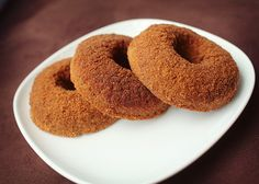 Gluten-Free Recipe: Cinnamon Sugar Donuts. I know. We couldn't believe it either!