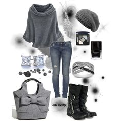 cute & simple outfit