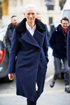 Tilda Swinton  Outfit: Acne  AMAR DAVED 64 of 69